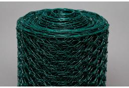Oko 16x16mm/drôt 0,90mm/výška 100cm PVC