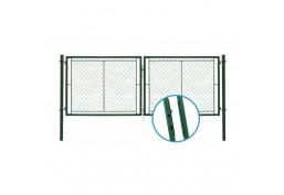 Brána Garden 125x360 cm PVC