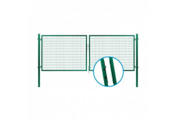 Brána ECO 100x360 cm PVC